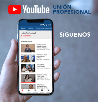 YouTube Unión Profesional